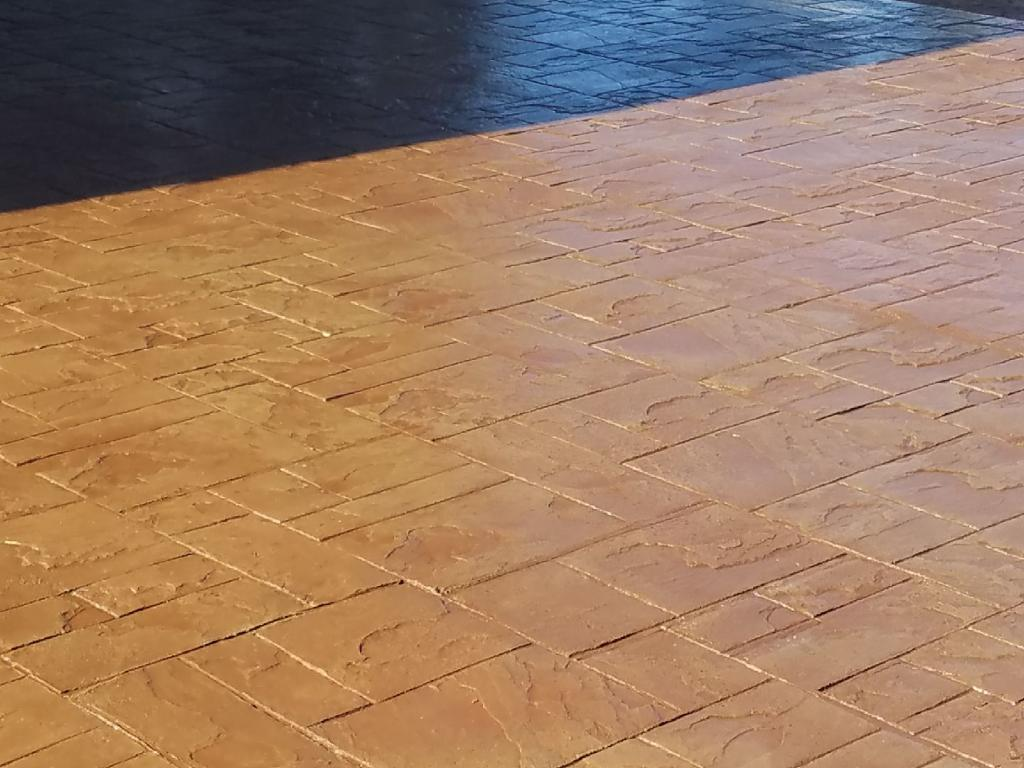 What Is The Difference Between Stamped Concrete And Stained Concrete stamped concrete artistic concrete solutions | artistic
